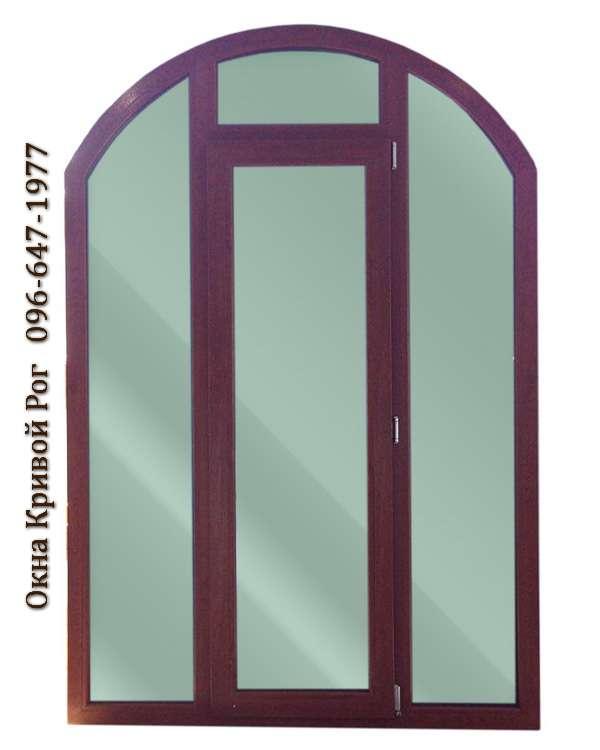 Стильная металлопластиковая дверь от компании Комфорт