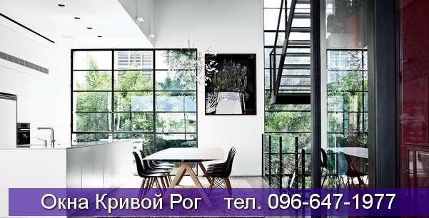 Эксклюзивные окна в коттедж
