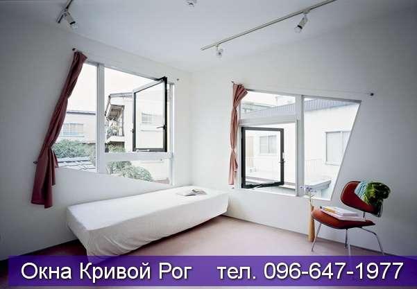 Поворотно сдвижные окна