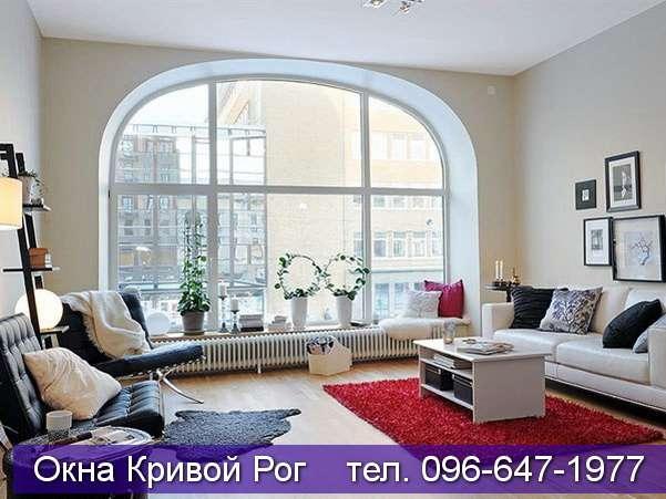 Полусферические окна