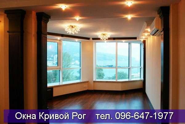Окна в дизайне комнаты в классическом стиле