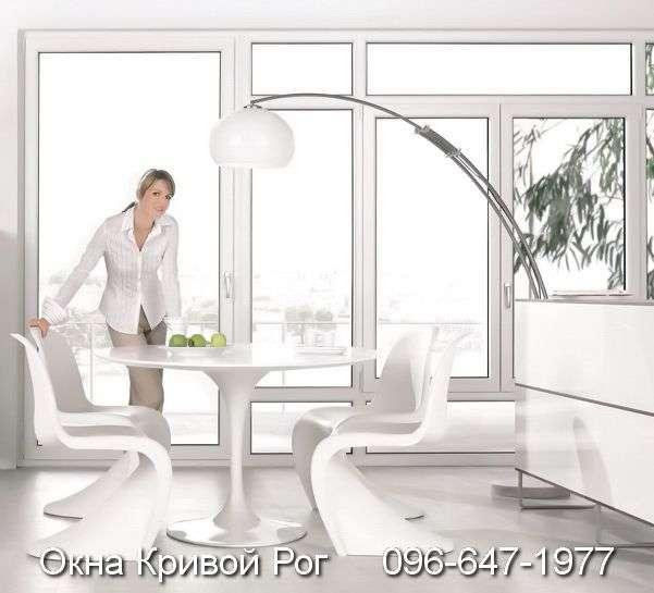Металлопластиковые окна смотрятся стильно и дома и в офисе и в производственном помещении