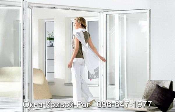 Металлопластиковые окна и двери можно изготовить без перемычек между створками