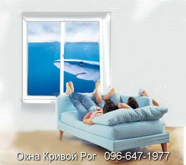 А Вы знаете, что фирме Rehau разработала окна с экраном, как в телевизоре?