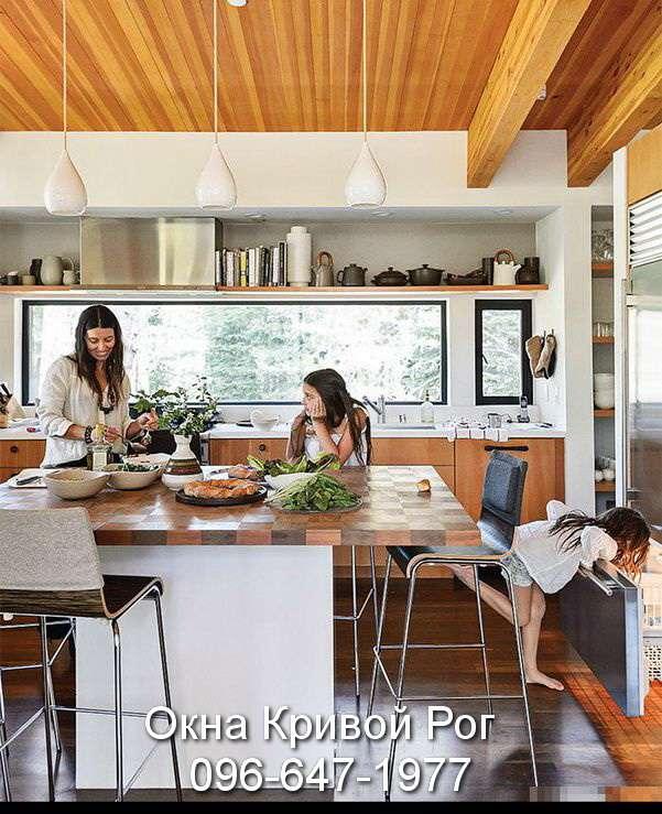 С хорошими окнами радостно и комфортно всей семье