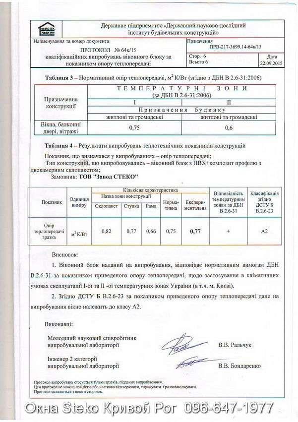 Окна Steko Кривой Рог (28)