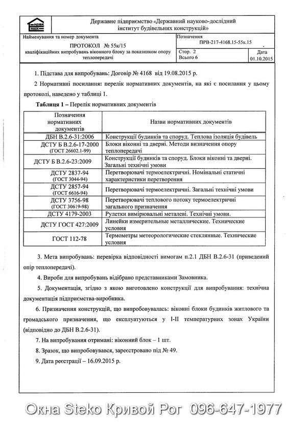 Окна Steko Кривой Рог (30)