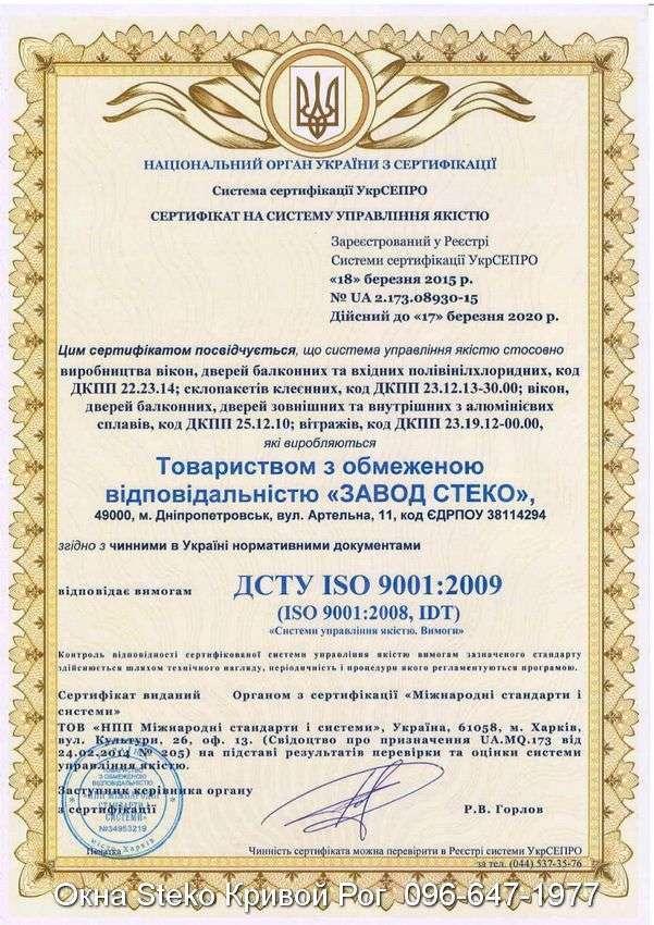 Окна Steko Кривой Рог (55)
