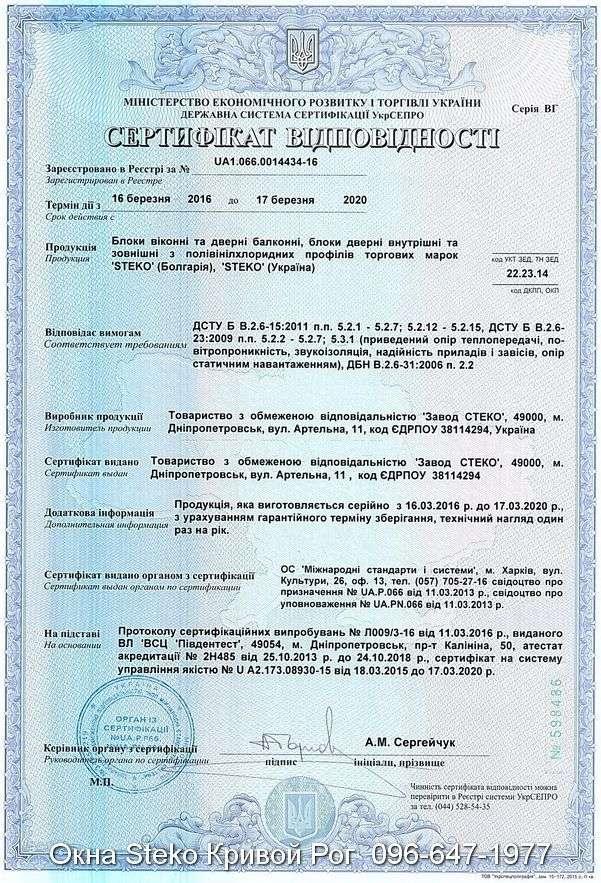 Окна Steko Кривой Рог (57)