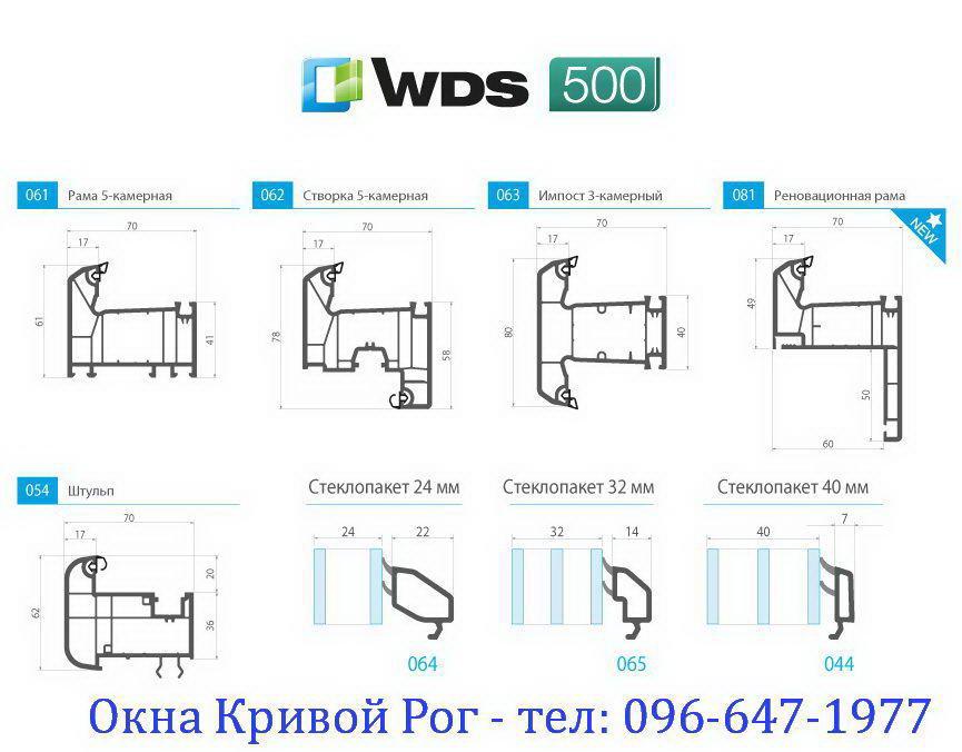 wds 500_texnicheskaya informaciya