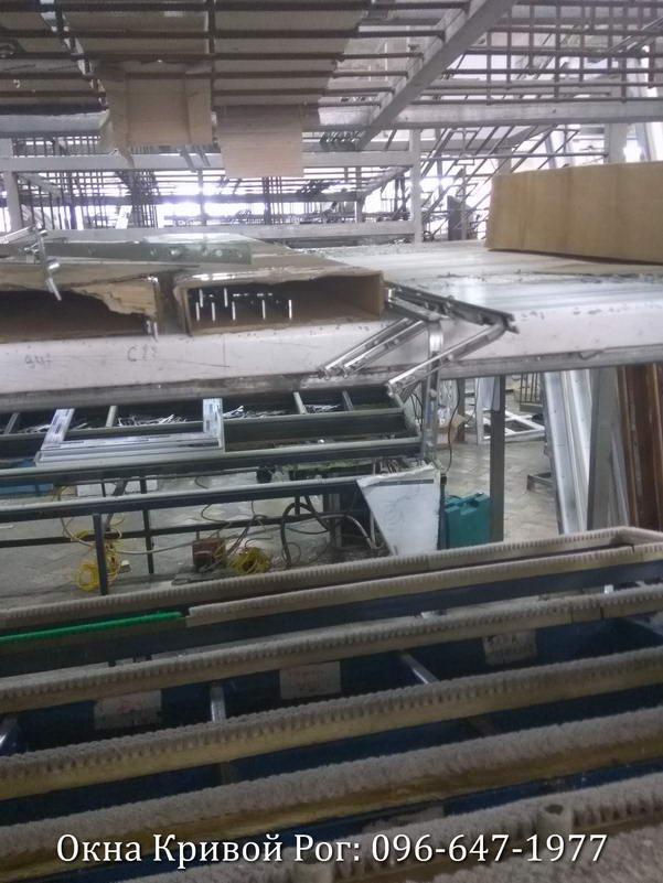 металлопластиковые окна виконда в кривом роге на фабрике