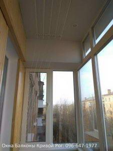 metalloplastikovye okna na balkon krivoj rog