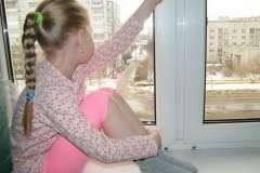 Детский замок, блокиратор открывания окна