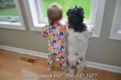 Детский замок на окна - спокойствие за Ваших детей!