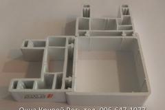 Квадратная колона - соединитель