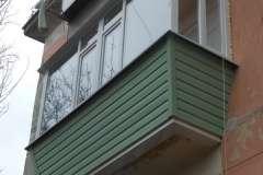 Сайдинг для обшивки балконов заказывают не часто