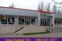 В магазине Абсолют также установили окна Конкорд