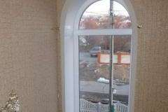Откосы на арочные окна