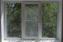 Сделать откосы на окна в хрущёвке