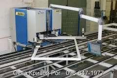 При производстве окон Steko производится сразу несколько операций