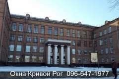 гос учреждения любят остеклять свои помещения окнами Steko