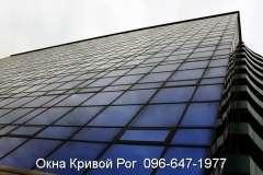 Остекление окнами Steko