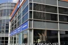 Окна Steko для панорамного остекления
