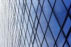 Окна Steko на фасаде здания