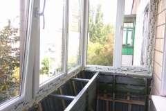 Расширение балкона в Кривом Роге, фото