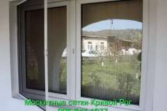 Москитные сетки к металлопластиковым окнам на петлях