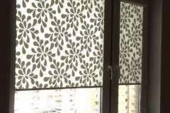 Тканевые жалюзи с рисунком на окна и двери