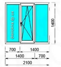Пластиковые окна кривой рог цены