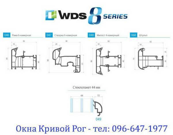 wds-8-серия Техническая информация