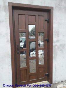 krivoj rog otkosy na dveri Qunell