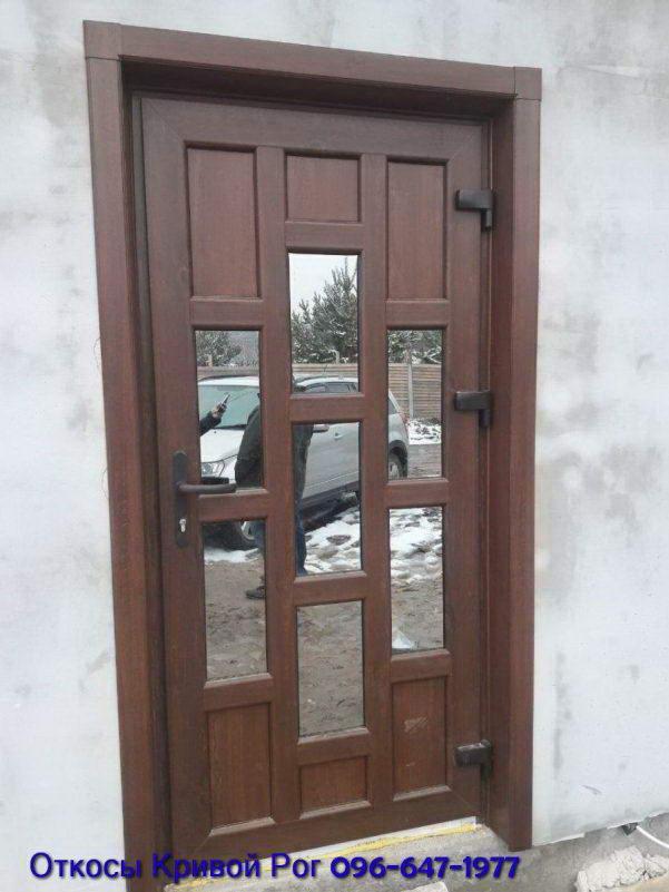 Кривой Рог откосы на двери Qunell
