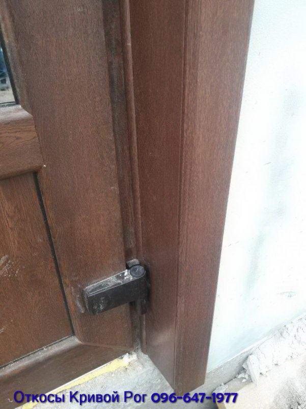 Откосы на двери Qunell Кривой Рог