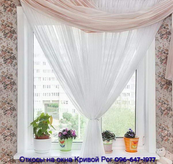 откосы на окна из пластика Кривой Рог Qunell
