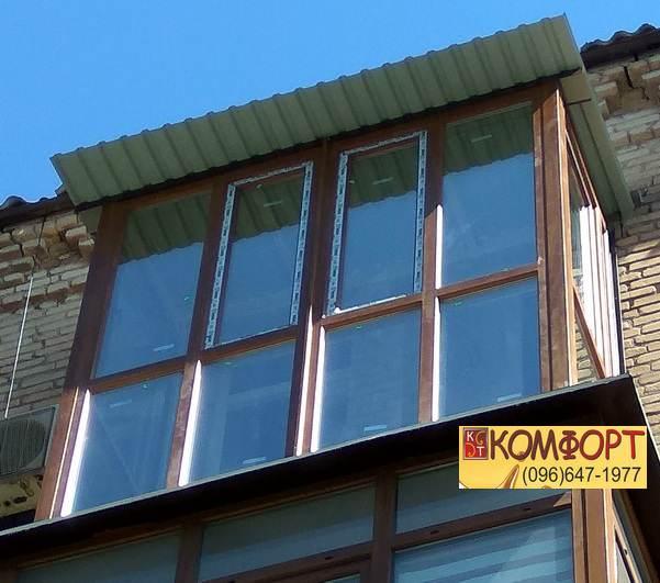окна металлопластиковые кривой рог цены