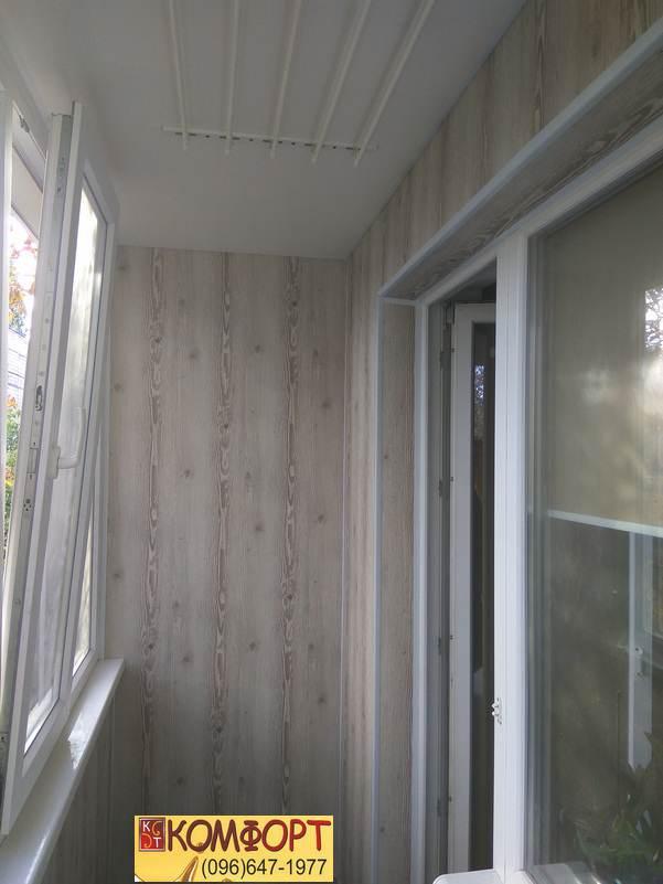 пластиковые окна и балконный блок
