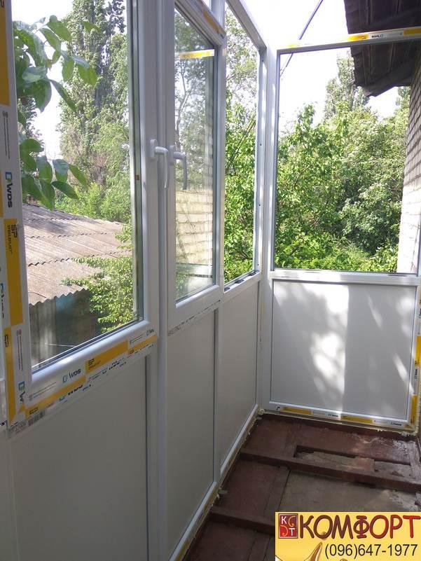 металлопластиковые окна кривой рог цены