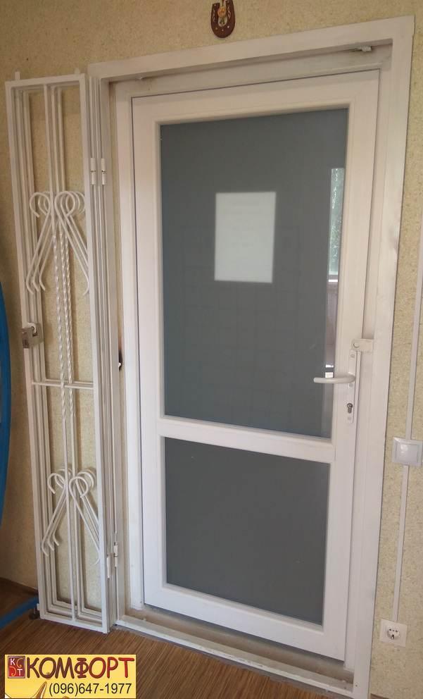 металлопластиковая дверь кривой рог