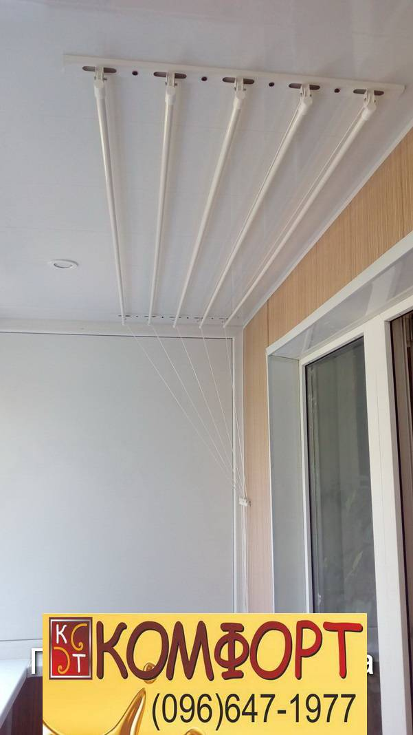 обшивка балконов пластиком внутри от Комфорт
