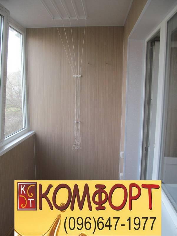 балконы обшивка пластиком