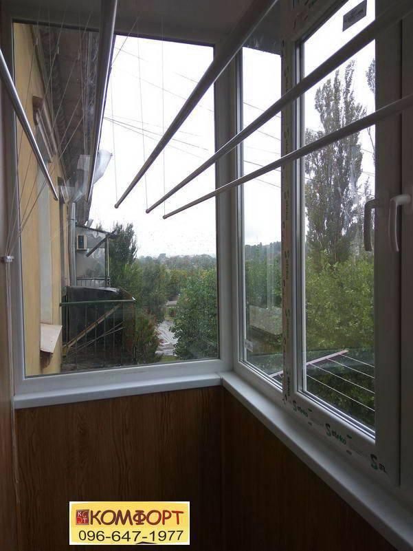 внутренняя обшивка балкона стоимость