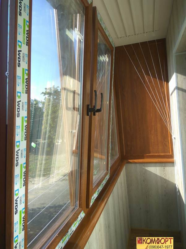 внутренняя обшивка балконов пвх панелями