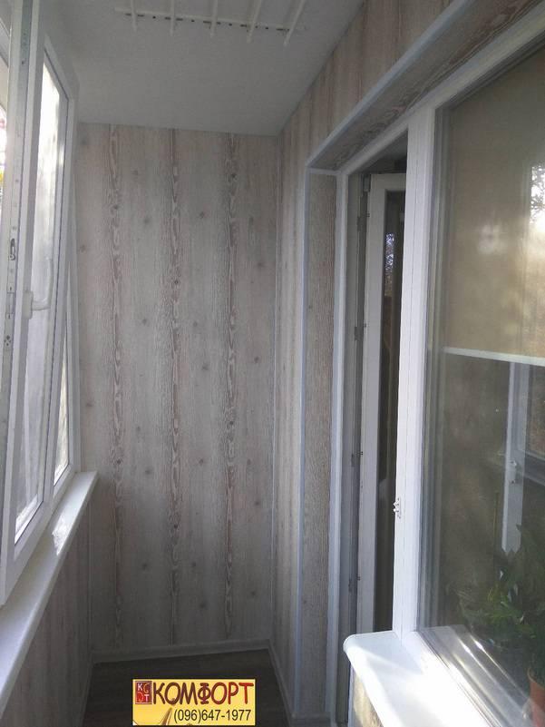 обшивка балконов пластиком отзывы