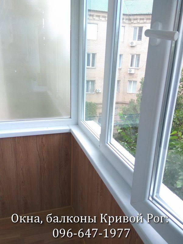 обшивка балкона пластиком видео