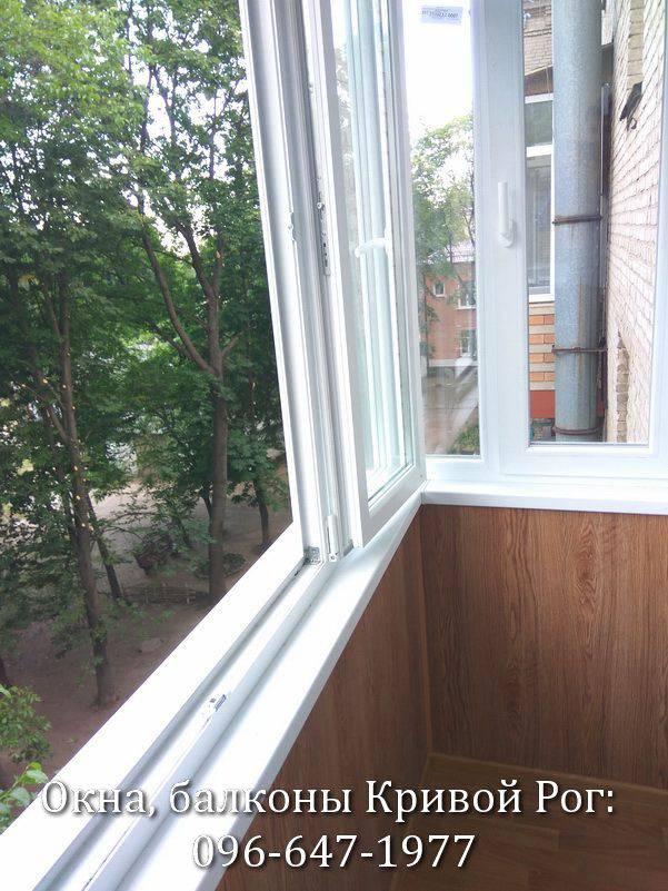 обшивка балконов фото